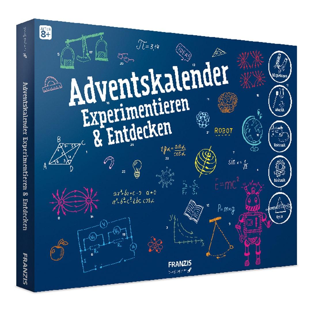 Franzis Adventskalender Kinder Technik & Elektronik