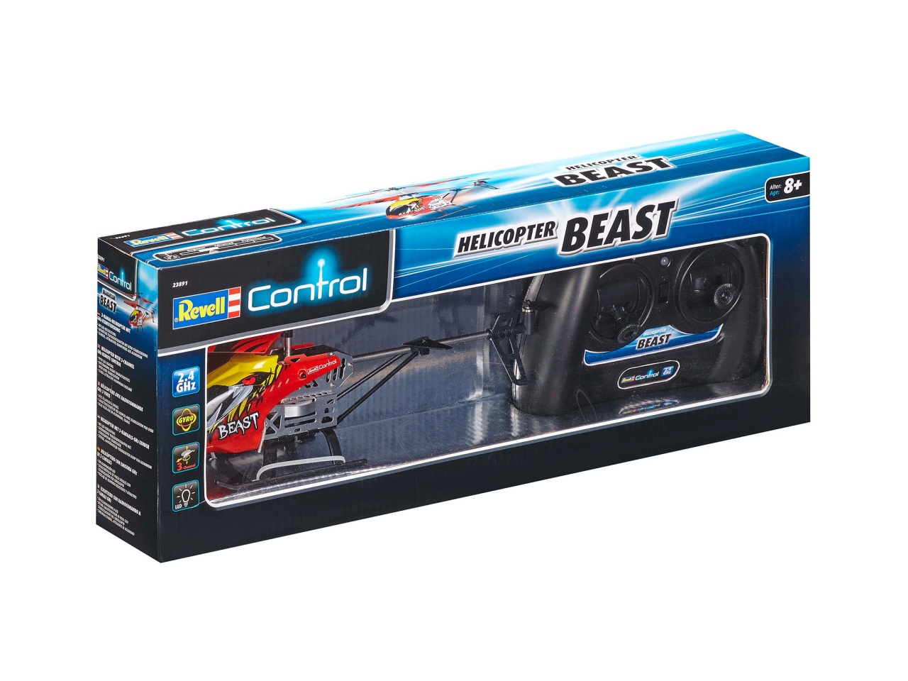 Revell 23891 Helicopter Beast