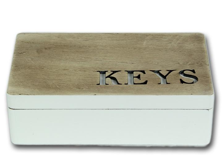 Schlüsselkasten KEYS aus Holz
