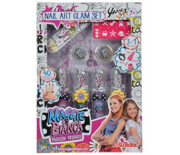 Maggie und Bianca Nail Art Glam Set