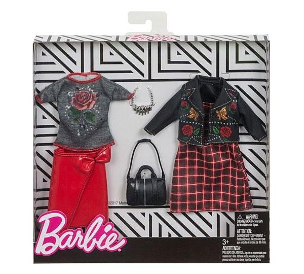 Barbie Moden 2er-Pack Set Rosen
