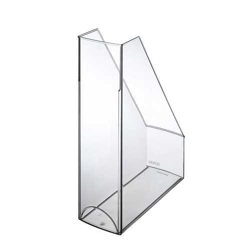 Stehsammler transparent glasklar von Herlitz