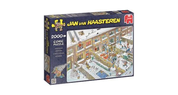 Puzzle Jan van Haasteren Heiligabend 2000 Teile