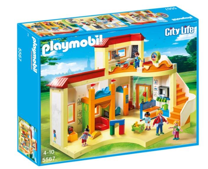 Playmobil 5567 City Life Kita Sonnenschein