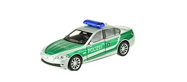 Welly BMW 535i Polizei