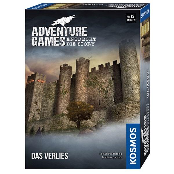 Adventure Game - Das Verlies von Kosmos