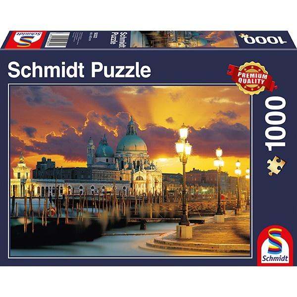 Schmidt Spiele Puzzle Basilica Santa Maria della Salute 1000