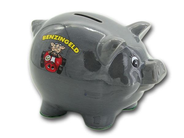 Sparschwein Benzingeld
