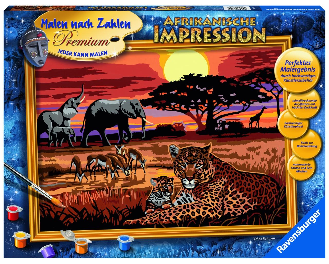 MNZ Afrik. Impression