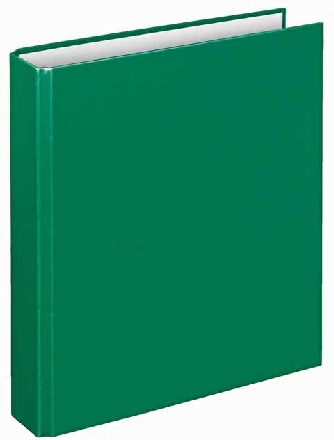 Veloflex Ringordner Basic grün A5 2 Ring