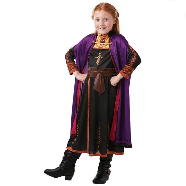 Kostüm Anna Frozen 2 Classic M 5-6 Jahre 116 cm
