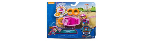 Paw Patrol Sea Patrol Launching Surfboard Skye