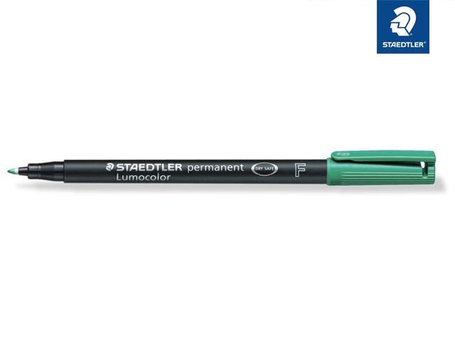 Staedler Lumocolor permanent F grün
