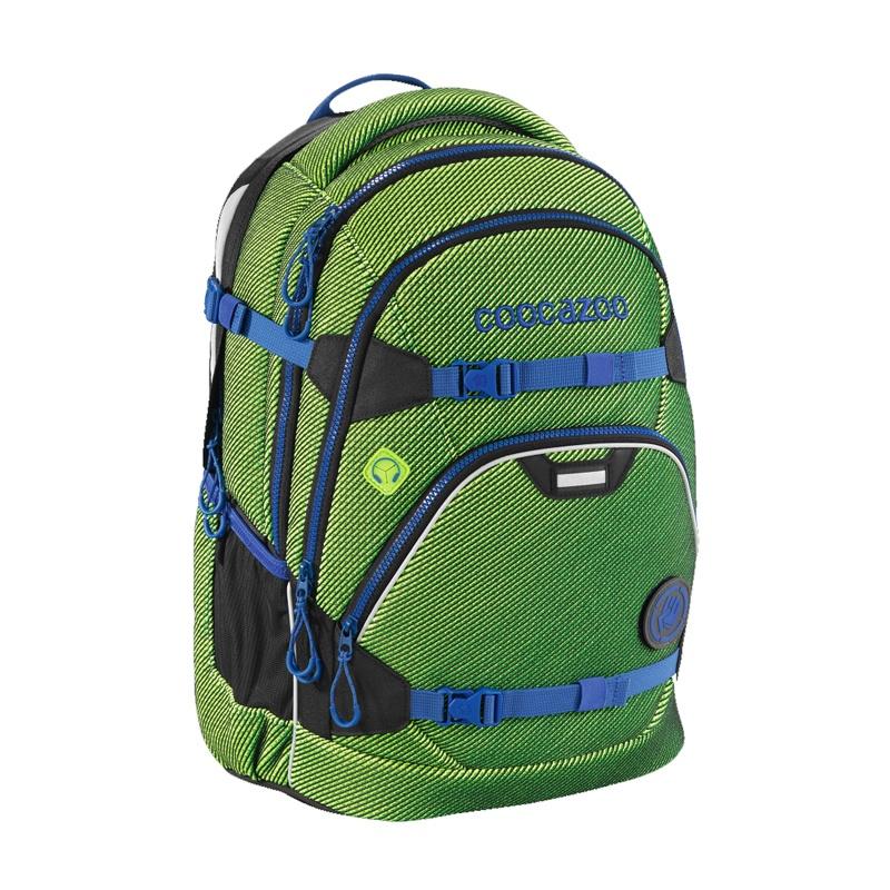 Coocazoo ScaleRale FreakaSneaka Chameleon Green Rucksack