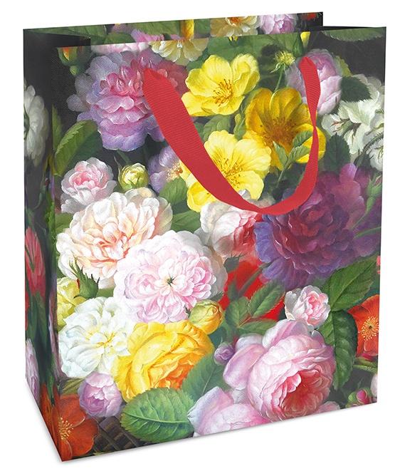 Geschenktasche Barock Flower