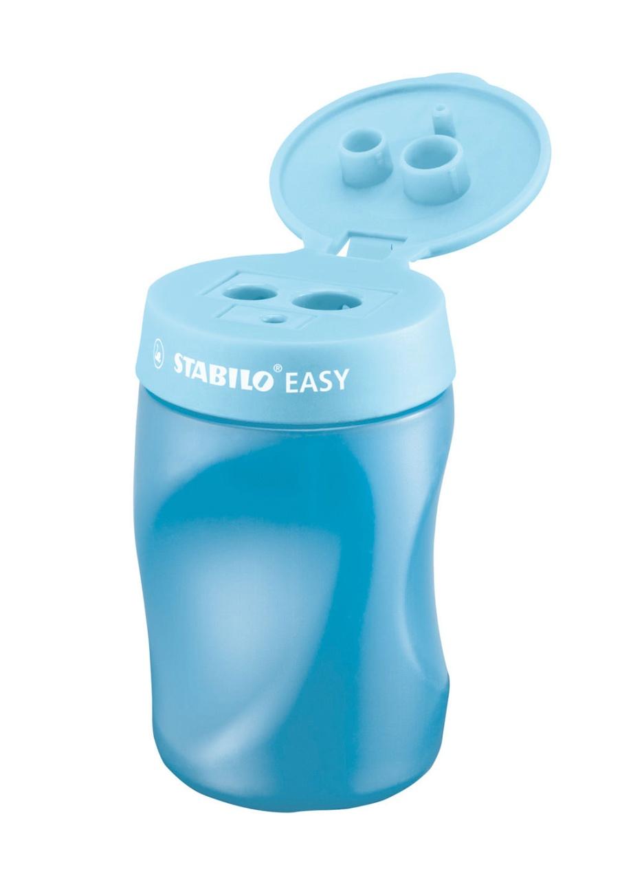 Stabilo Easy Anspitzer R blau