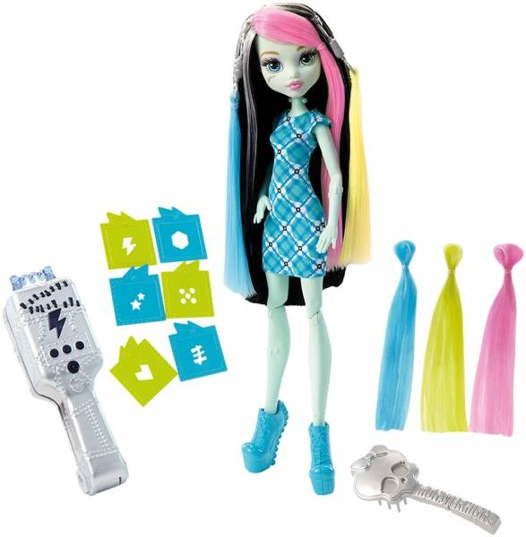 Monster High Blitzfrisur Frankie