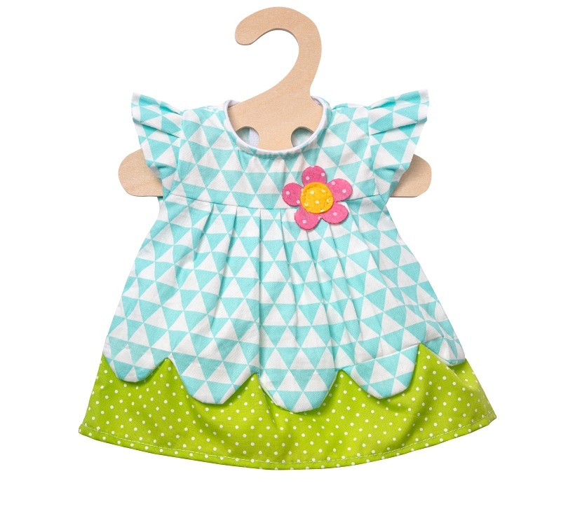 Heless Puppenkleidung Kleid Daisy Gr. 35 - 45 cm