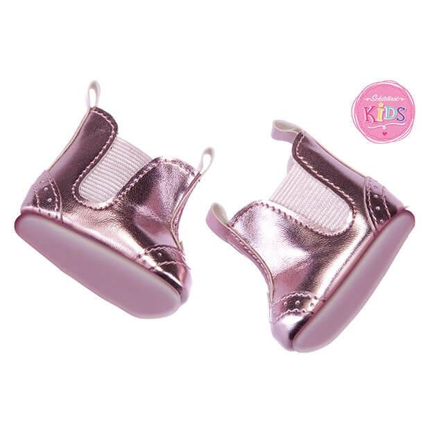 Schildkröt Kids Schuhe metallic pink