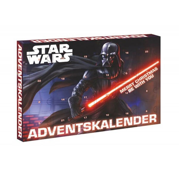 Adventskalender Star Wars von Craze