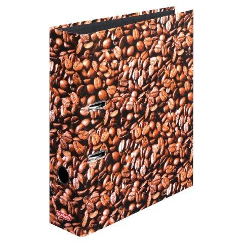 Herlitz Motivordner max.file A4 Kaffee