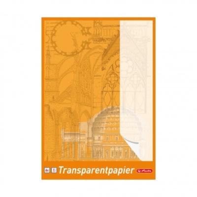 Herlitz Transparentpapier A4