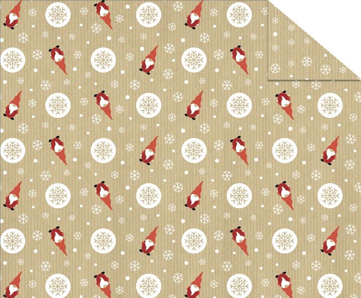 Fotokarton A4 Christmas Time Motiv 01