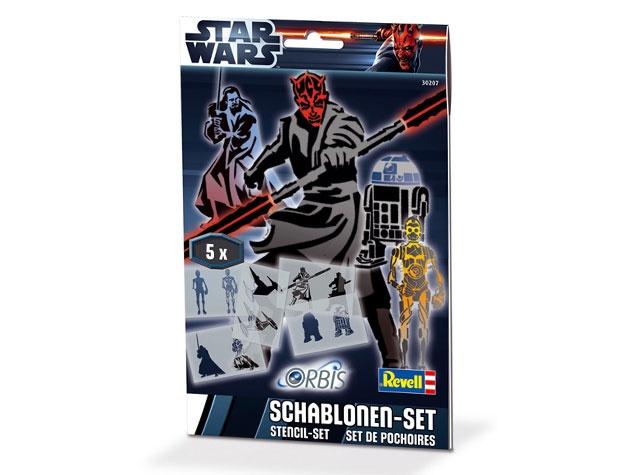 Revell 30207 Star Wars Schablonen-Set