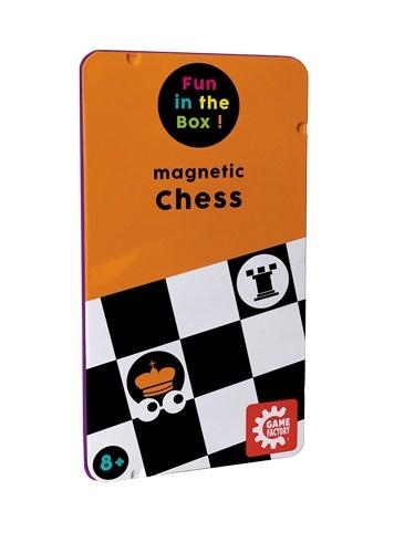Reisespiel Schach magnetisch