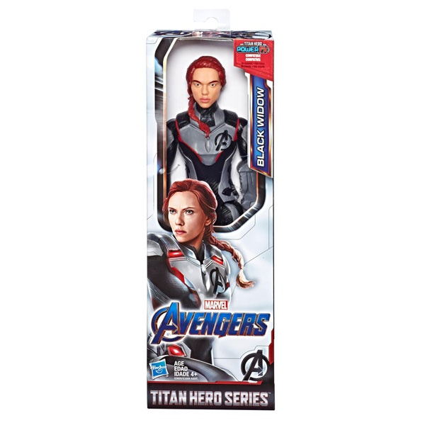 Marvel Avengers Titan Hero Power Black Widow von Hasbro