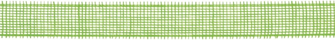 Bastelmaterial Juteband 2 m x 50 mm hellgrün