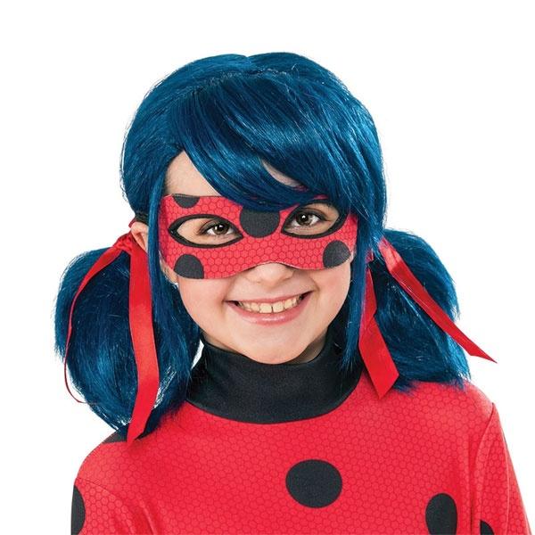 Kostüm-Zubehör Perücke Miraculous Ladybug
