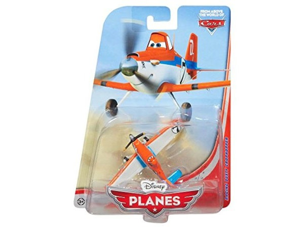 Cars Planes Die-Cast Racing Dusty