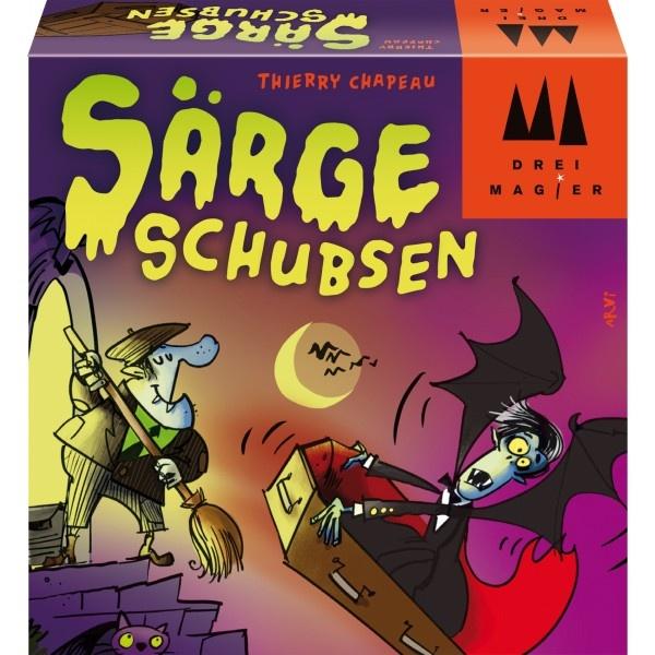 Drei Magier Särge schubsen von Schmidt Spiele
