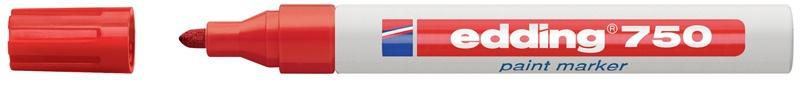 Edding 750 Glanzlack-Marker creative rot