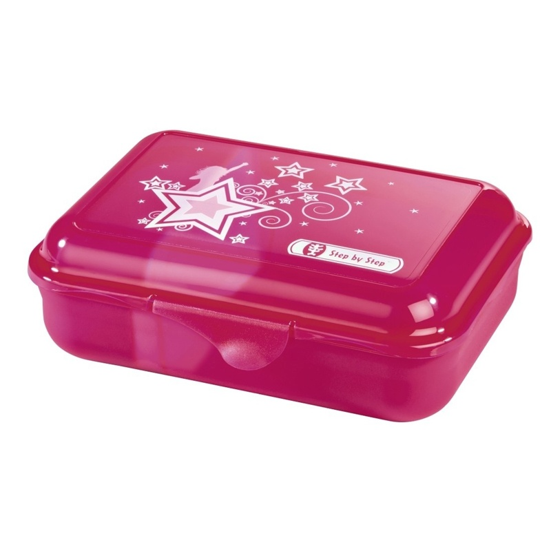 Step by Step Popstar Lunchbox