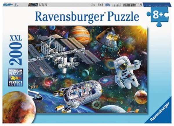 Ravensburger Puzzle Expedition Weltraum