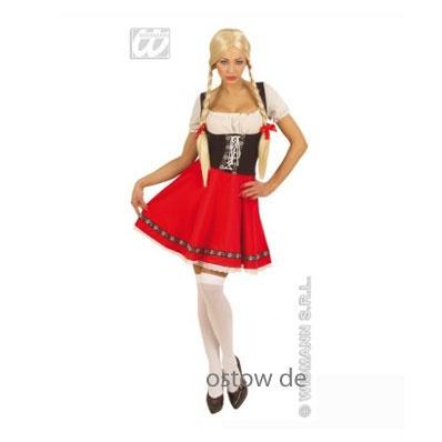 Kostüm Dirndl XL