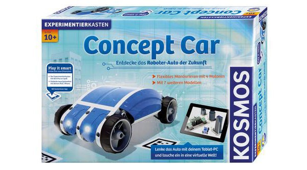 Experimentierkasten Concept Car von Kosmos