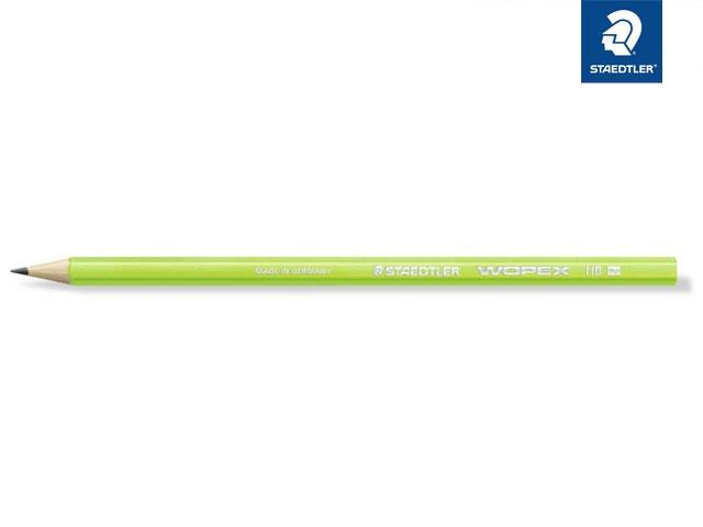 Bleistift WOPEX grün HB