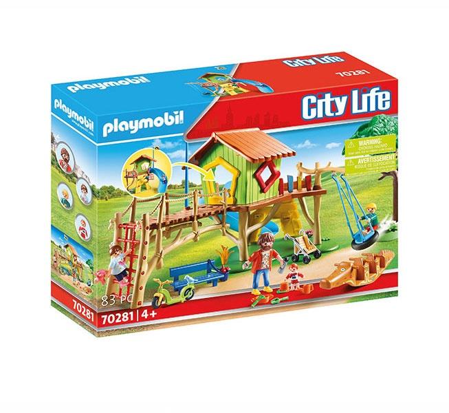 Playmobil 70281 Abenteuerspielplatz