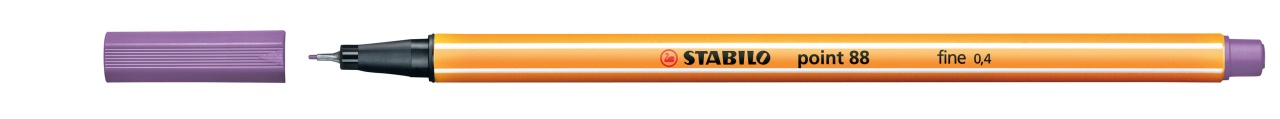Stabilo Fineliner Pen 88 flieder