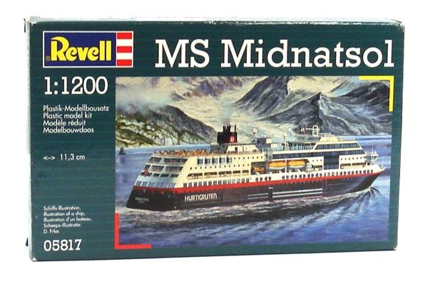Revell 05817 MS Midnatsol 1:1200