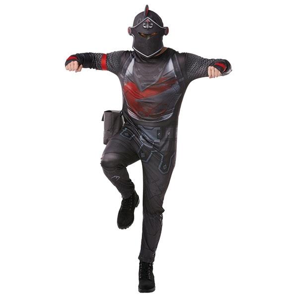 Kostüm Fortnite Black Knight Small Tween 9-10 Jahre 140cm