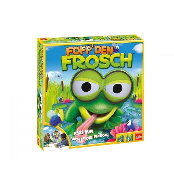 Fopp den Frosch - Pass auf! Wo ist die Fliege?