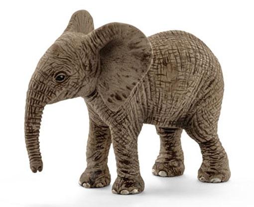Schleich Wildlife Afrikanisches Elefantenbaby 14763