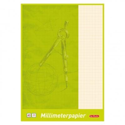 Herlitz Millimeterblock A3