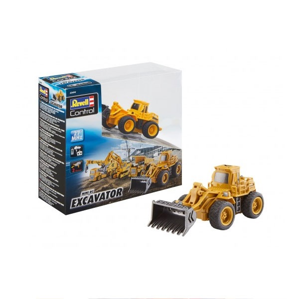 Revell Mini RC Excavator