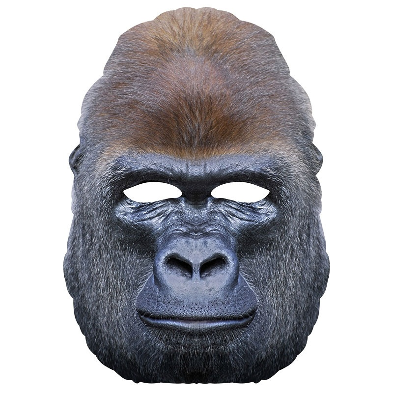 Gorilla Animal Face Mask