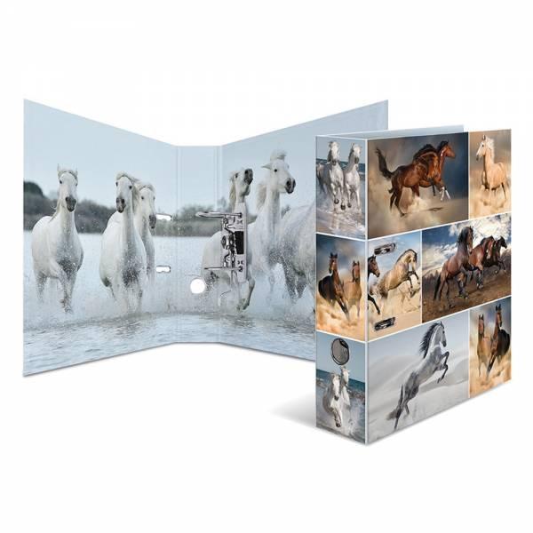 Herma Motivordner A4 Pferde